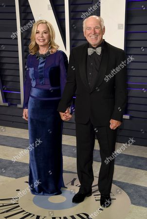 Editorial image of 91st Academy Awards - Vanity Fair Oscar Party, Beverly Hills, USA - 24 Feb 2019