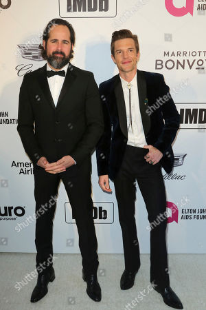 Editorial image of 2019 Elton John AIDS Foundation Oscar Viewing Party, West Hollywood, USA - 24 Feb 2019