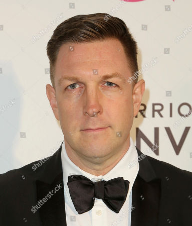 Editorial picture of 2019 Elton John AIDS Foundation Oscar Viewing Party, West Hollywood, USA - 24 Feb 2019