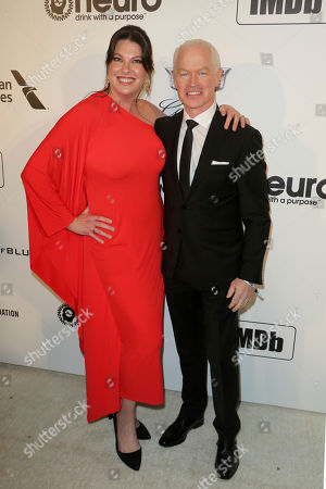 Stock Picture of Ruve McDonough, Neal McDonough. Ruve McDonough, left, and Neal McDonough