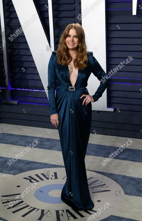 Amy Adams poses at the 2019 Vanity Fair Oscar Party following the 91th annual Academy Awards ceremony, in Beverly Hills, California, USA, 24 February 2019. The Oscars are presented for outstanding individual or collective efforts in 24 categories in filmmaking. The Oscars are presented for outstanding individual or collective efforts in 24 categories in filmmaking.