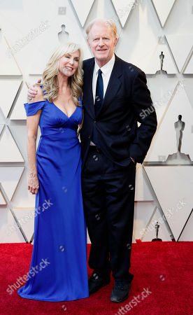 Rachelle Carson and Ed Begley Jr. arrive for the 91st annual Academy Awards ceremony at the Dolby Theatre in Hollywood, California, USA, 24 February 2019. The Oscars are presented for outstanding individual or collective efforts in 24 categories in filmmaking.
