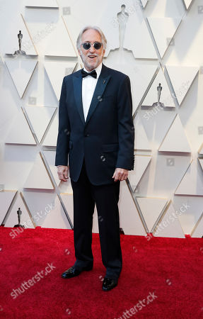 Neil Portnow arrives for the 91st annual Academy Awards ceremony at the Dolby Theatre in Hollywood, California, USA, 24 February 2019. The Oscars are presented for outstanding individual or collective efforts in 24 categories in filmmaking.