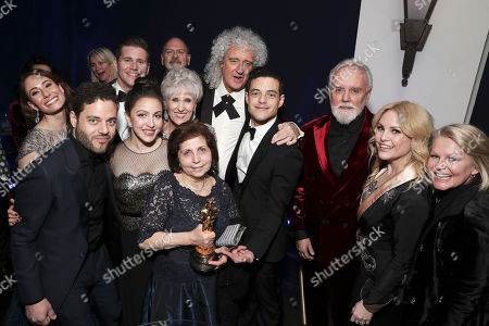 Editorial photo of 91st Annual Academy Awards, Fox After Party, Los Angeles, USA - 24 Feb 2019