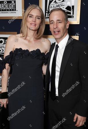 Emma Watts and Jonathan Krauss