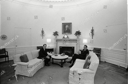 Roger Ailes and Richard Nixon