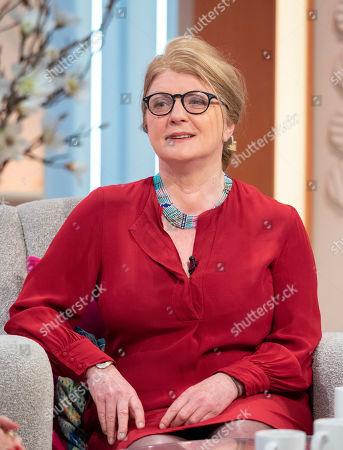 Stock Photo of Felicity Montagu