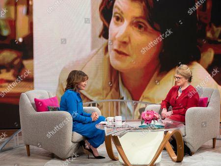 Editorial picture of 'Lorraine' TV show, London, UK - 25 Feb 2019