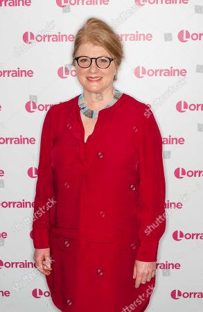 Editorial image of 'Lorraine' TV show, London, UK - 25 Feb 2019