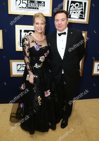 Kelly Tisdale, Mike Myers