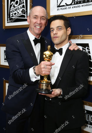 Editorial image of 91st Annual Academy Awards, Fox After Party, Los Angeles, USA - 24 Feb 2019