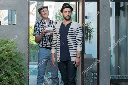 Johnny Pemberton as Max and Desmin Borges as Edgar