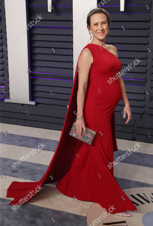 Editorial picture of Vanity Fair Oscar Party, Arrivals, Los Angeles, USA - 24 Feb 2019
