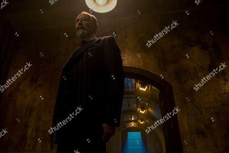 Colm Feore as Sir Reginald Hargreeves