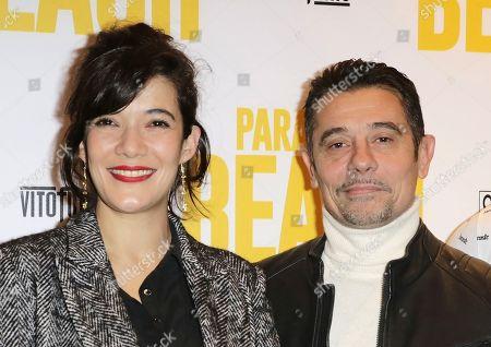 "Editorial picture of ""Paradise Beach"" premiere, Paris, France - 19 Feb 2019"