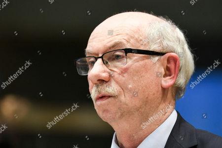 Stock Picture of Janusz Lewandowski