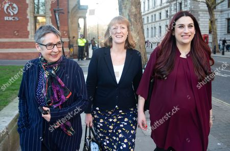 Ann Coffey, Joan Ryan and Luciana Berger leave. First official meeting of The Independent Group at The institute of civil Engineers at Great George Street.  8 Labour MPs and three Conservative MPs have formed a new group. They follow a more Centrist form of Politics.