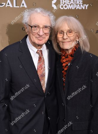 Stock Picture of Sheldon Harnick and Margery Gray