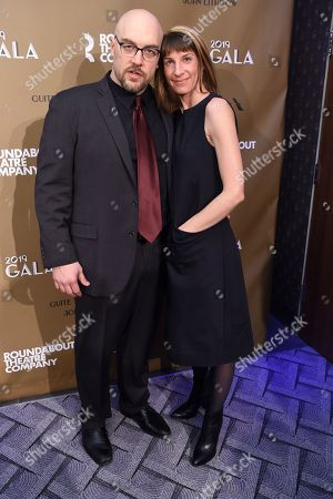 Editorial photo of Roundabout Theater Company's 2019 Gala, 'Quite the Character: An Evening Celebrating John Lithgow', Arrivals, New York, USA - 25 Feb 2019
