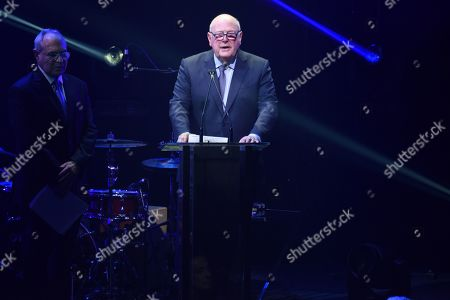 Editorial picture of Roundabout Theater Company's 2019 Gala, 'Quite the Character: An Evening Celebrating John Lithgow', Inside, New York, USA - 25 Feb 2019