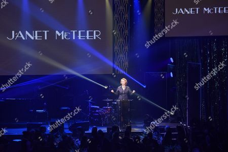 Stock Image of Janet McTeer