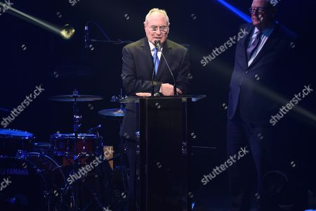 Editorial image of Roundabout Theater Company's 2019 Gala, 'Quite the Character: An Evening Celebrating John Lithgow', Inside, New York, USA - 25 Feb 2019