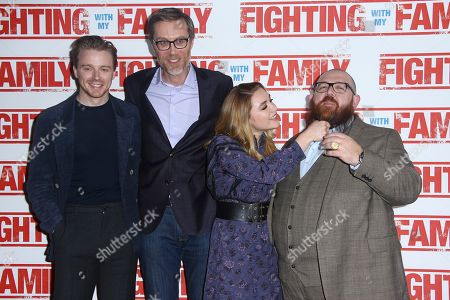 Editorial picture of Fighting With My Family Premiere, London, United Kingdom - 25 Feb 2019