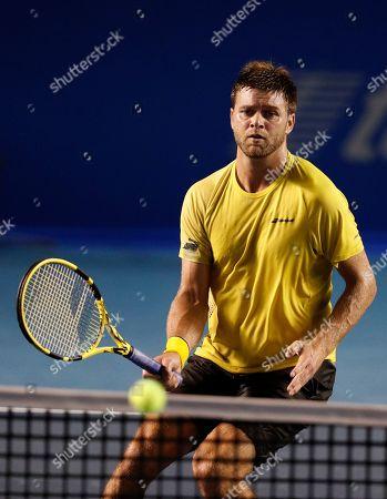 Editorial photo of Tennis Open, Acapulco, Mexico - 25 Feb 2019