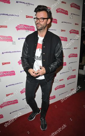 Editorial picture of 'Austentatious' play press night, Arrivals, London, UK - 25 Feb 2019