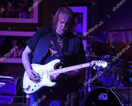 Stock Picture of Walter Trout