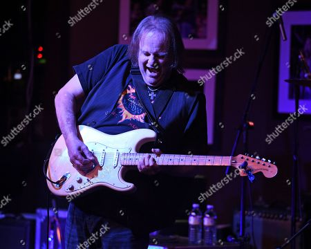 Stock Photo of Walter Trout