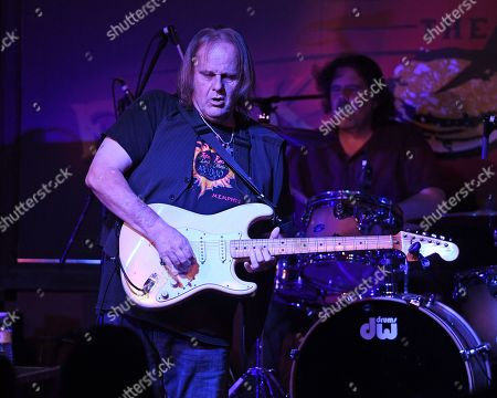 Stock Image of Walter Trout