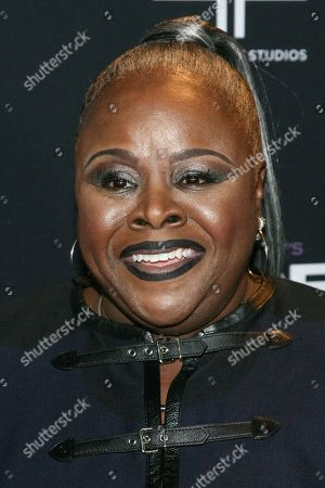 """Cassi Davis attends a special screening of Tyler Perry's """"A Madea Family Funeral"""" at the SVA Theatre, in New York"""