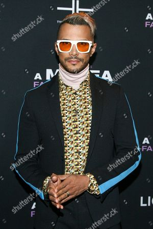 """Jay Manuel attends a special screening of Tyler Perry's """"A Madea Family Funeral"""" at the SVA Theatre, in New York"""