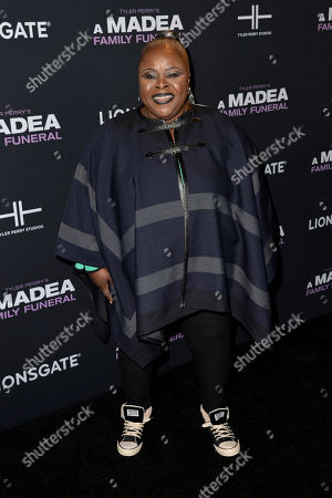 Editorial picture of 'A Madea Family Funeral' film screening, Arrivals, New York, USA - 25 Feb 2019