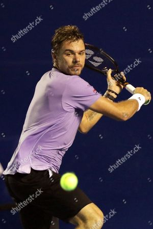 Editorial image of Mexican Open tennis tournament in Acapulco, Mexico - 25 Feb 2019