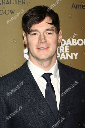 """Benjamin Walker attends the Roundabout Theatre Company's 2019 Gala, """"Quite the Character: An Evening Celebrating John Lithgow """", at The Ziegfeld Ballroom, in New York"""
