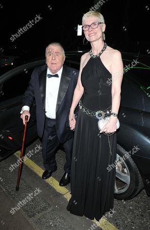 Albert Roux and guest
