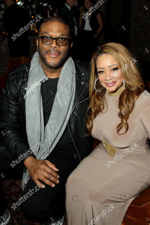 Tyler Perry (Writer,Director), Patrice Lovely