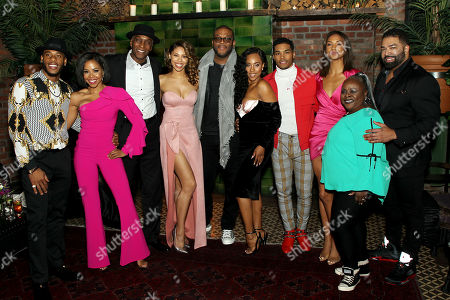 Courtney Burrell, KJ Smith, Derek Morgan, Ciera Payton, Tyler Perry (Writer,Director), Quin Walters, Rome Flynn, Aeriel Miranda, Cassi Davis, David Otunga