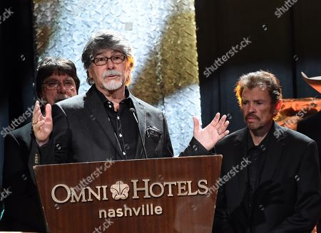 Teddy Gentry, Randy Owen Jeff Cook of Alabama