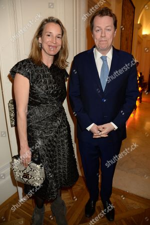Guest and Tom Parker Bowles