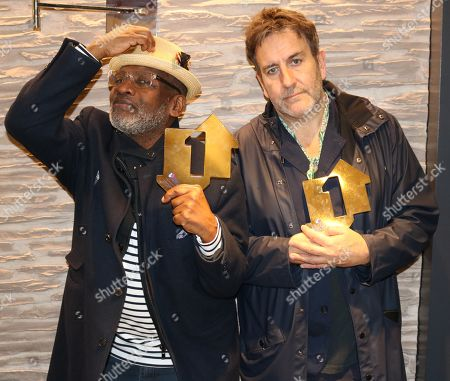 Lynval Golding and Terry Hall
