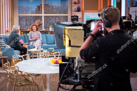 Phillip Schofield, Holly Willoughby, Alex Kingston