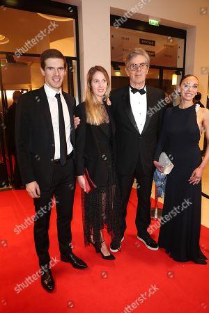 Editorial image of 44th Cesar Film Awards, Paris, France - 22 Feb 2019