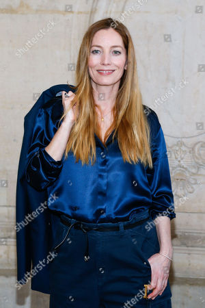 Editorial picture of Christian Dior show, Arrivals, Fall Winter 2019, Paris Fashion Week, France - 26 Feb 2019