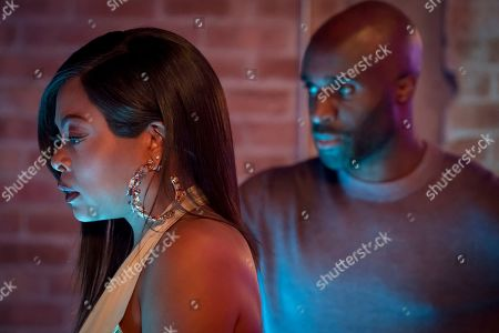 Stock Picture of Taraji P. Henson as Cookie Lyon and Toby Onwumere as Kai