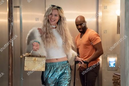 Joss Stone as Wynter and Toby Onwumere as Kai