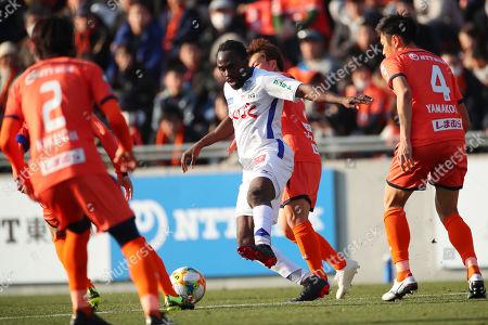 Stock Photo of Peter Utaka of Ventforet Kofu