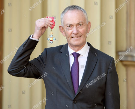 Stock Picture of Richard Scudamore